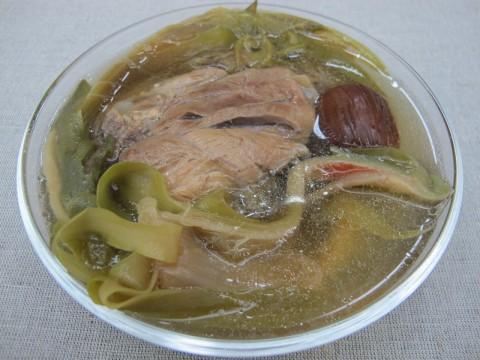 霸王花豬展湯