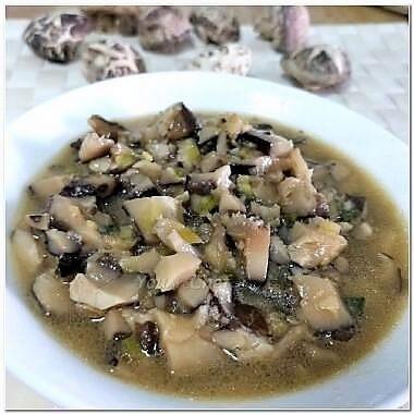 營養花菇醬