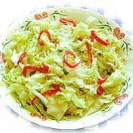 酸醋炒椰菜
