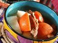 紅蘿蔔煲牛腩湯