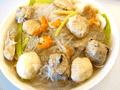 蝦米粉絲肉丸湯