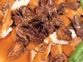 乾草菇焗雞