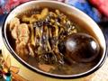 西洋菜蜜棗羅漢果煲排骨湯