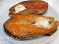香煎三文魚