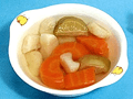 青紅蘿蔔馬蹄湯