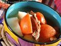 番茄薯仔紅蘿蔔牛腩湯