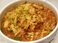 節瓜蝦米炆粉絲
