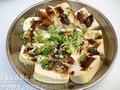 磨豉醬蒸豆腐