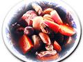 青紅蘿蔔蠔豉湯