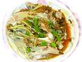 梅菜蒸魚頭