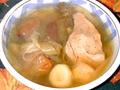霸王花煲瘦肉