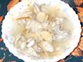 蒜香田雞湯