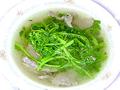 西洋菜牛肉湯