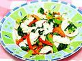雪菜炒鮮魷