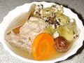 粟米鬚紅蘿蔔湯
