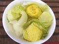 芥菜蕃薯薑湯