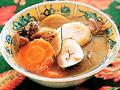 海底椰豬展湯