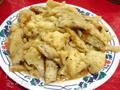 魚肉炒椰菜花
