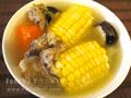 粟米馬蹄紅蘿蔔排骨湯