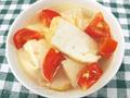 蕃茄魚片豆腐湯