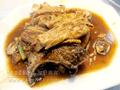 支竹炆鯇魚腩