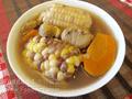 糯米粟栗子紅蘿蔔湯