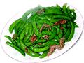 蜜豆炒牛肉
