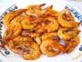 豉油王煎鮮蝦