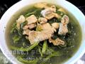 莧菜肉片湯