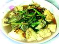 鯇魚煮豆腐