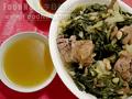 菜乾白菜湯